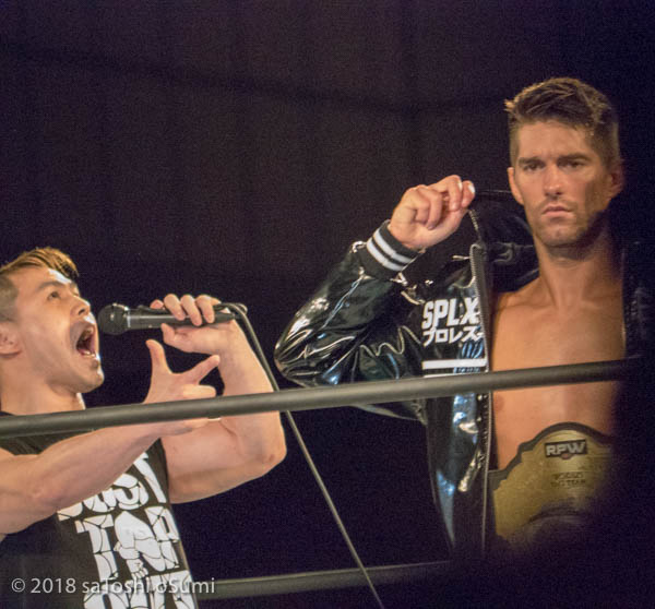 He is Submission Master! He is ZSJ! He is Zack Sabre Jr.!